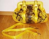 Geltonas rankinukas