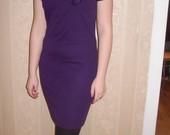 Violetine suknele