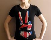 su UK flagu maikute.