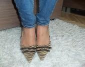 zebra aukštakulniai