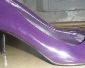 violetiniai bateliai