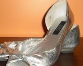 sidabrinės basutės žemos