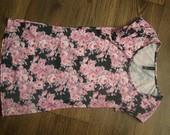 Gėlėta suknelė/tunika