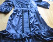 Šlkinė suknelė