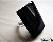 Juodas žiedas