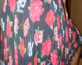 Gėlėtas sijonukas:)