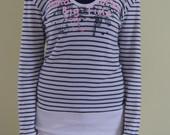 Dryžuotas džemperis