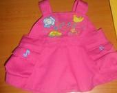 Mažos kalytės suknelė