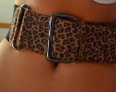 Leopardinis dirzas