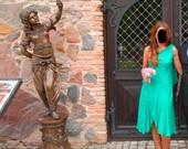 Florence Fred įspūdinga proginė suknelė