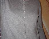Pilkas megztinis (Marks & Spencer)