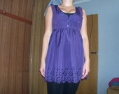 violetine suknute