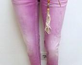 Rožiniai bridziukai