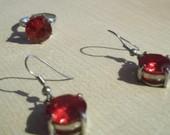raudoni deimantukai