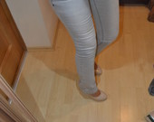 Skinny džinsai