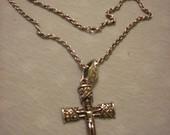 Sunkokas kryžius