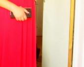 Ilga daili suknelė