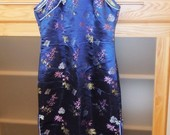Japonisko stiliaus suknele