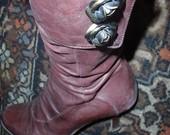 įdomūs Itališki, odiniai batai