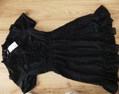 H&M juoda suknele