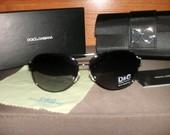 D&G nauji saules akiniai