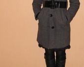 Zieminis-rudeninis paltas