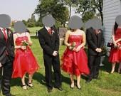 4vienodos pamergiu sukneles