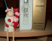 Puiki dovana Valentino proga Lady milliom