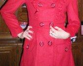 Raudonas paltukas
