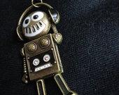 Kaklo papuošalas Robotukas