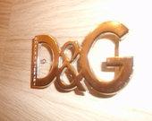 D&G diržo sagtis.