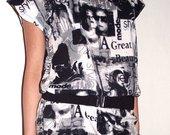 ZARA isskirtine laikrastine suknele