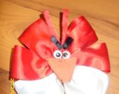 sagė - angry bird :)