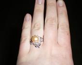 Žiedas gėlė