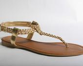 Gladiator tipo basutes,sandalai 39 dydis naujos