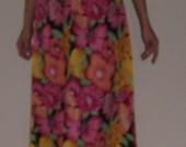 Nauja vasarine ilga suknele