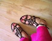 Gladiatoriaus sandalai