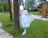 Nuostabi krikštynų suknelė