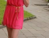 Ruzava suknele NEMAINAU