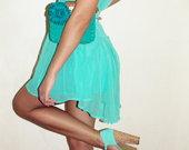 Mint / Metine asimetriska suknele