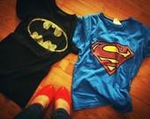 Superman ir Betman maikutės .