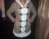 DABAR 75 LT!!!ilgas siltas megztinis