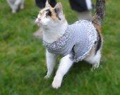 Rankų darbo rūbeliai katėms, šunims