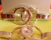 Chanel prabangus auksinukas