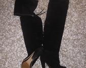 odiniai batai ilgi