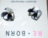 Širdelės formos kristaliukai