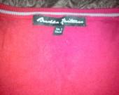 Bershka raudonas megztinukas