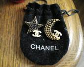Chanel auskariukai