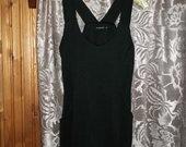 Juodas serafanas-suknyte