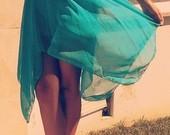 Laguna spalvos sijonas